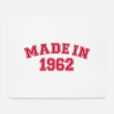 1962 Made in 1962 - Mouse Pad