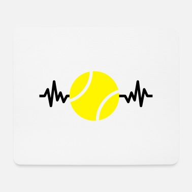 Tennis Is Life tennis is life - J'aime le tennis - Tapis de souris