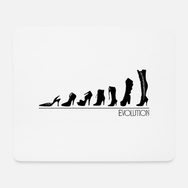 Evolution evolution - Mouse Pad