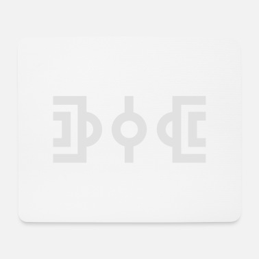 Football small football pitch - Mouse Pad