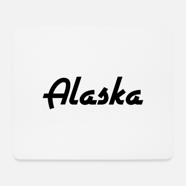 State Alaska - State - United States - United States - Anchorage - Mouse Pad