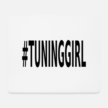 Tuning TUNING GIRL - Tapis de souris