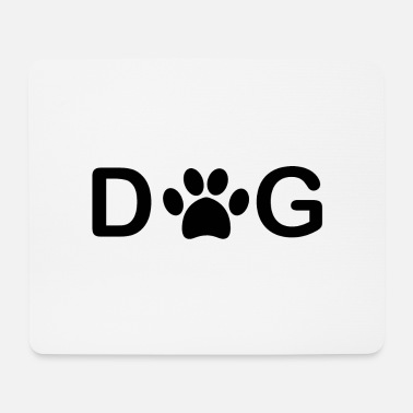Dogs Dog dogs dog - Mouse Pad