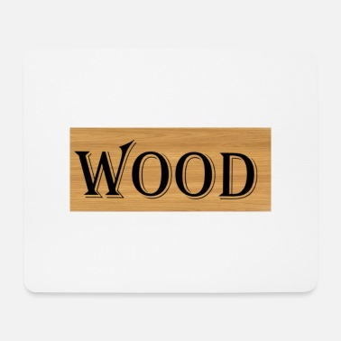 Schland Wood - Mouse Pad