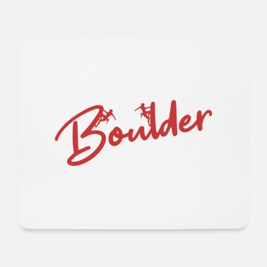 Bouldering Bouldering - Mouse Pad