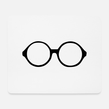 Brille - Mousepad