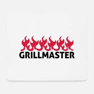 Grillmaster grillmaster - Mouse Pad