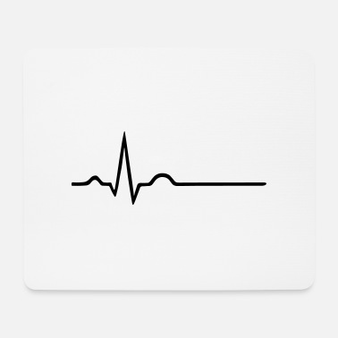 Doctor On Call ECG - Paramedic - Doctor - Doctor on call - Mouse Pad