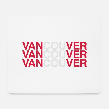 Vancouver VANCOUVER - Mouse Pad