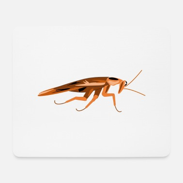 Cockroach cockroach - Mouse Pad