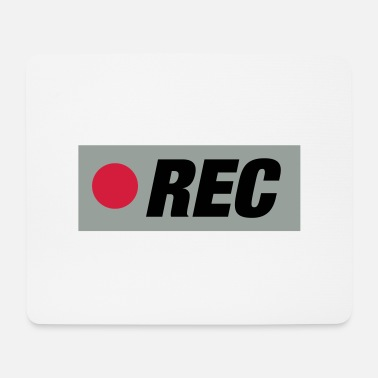Record Record - Mouse Pad