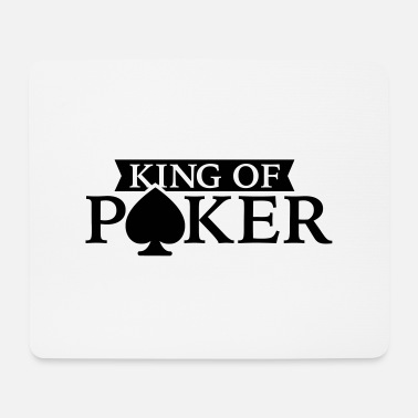 Bluff king_of_poker_f1 - Mousepad