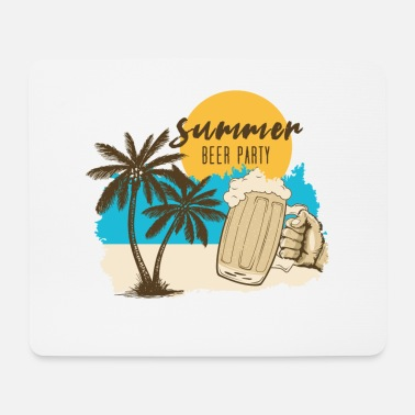 Strand SUMMER BEER PARTY - Mousepad
