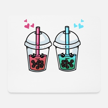 Tea Bubble Tea Pearl Milk Tea Boba Tea Milk Gift - Mouse Pad