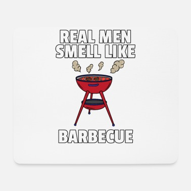 Grillmaster BBQ Grill BBQ Grill Grillmeister Master - Mouse Pad