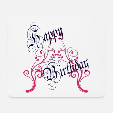 B Day B-day - Mouse Pad