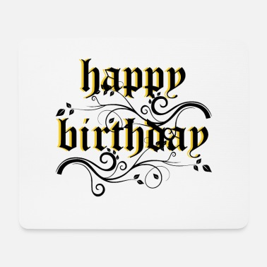 B Day B day - Mouse Pad