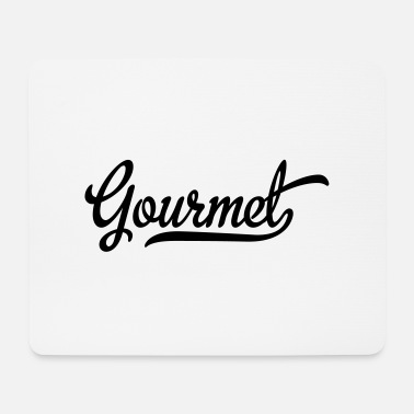 Gourmet Gourmet - Tappetino mouse
