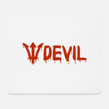 Devil Male Devil - Devil - Mouse Pad
