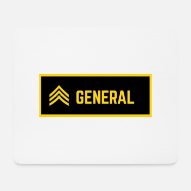 Generation general - Mouse Pad