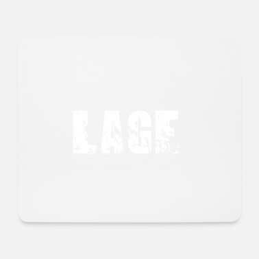 Lager Lage - Mousepad