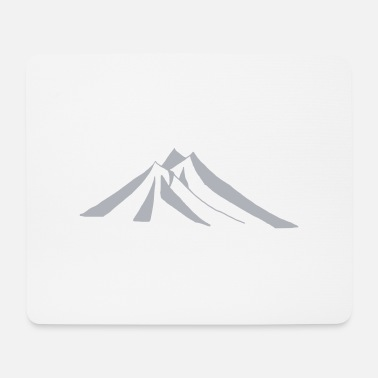 Pyrenees mountains - hill - nature - mount - Mouse Pad