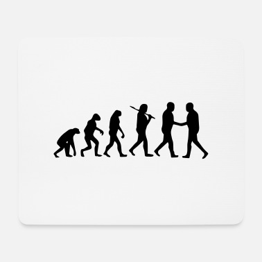 Development Of Mankind BUSINESS EVOLUTION! - Mouse Pad