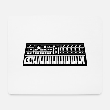 Synthesizer Synthesizer - Mouse Pad