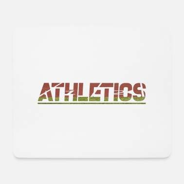 Atletica Leggera Atletica leggera atletica passione sport - Tappetino mouse