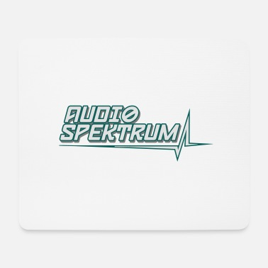Audio Spektrum Typo Audio Spektrum - Tapis de souris