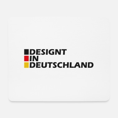 Designed in Germany - Mouse Pad