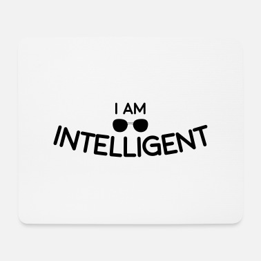Intelligent Ik ben intelligent - Muismat