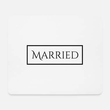 Marry Married - Mouse Pad