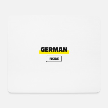 German Inside - Mouse Pad
