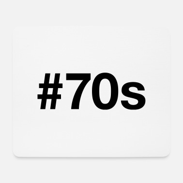 70s 70s - Mouse Pad