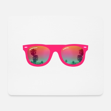 Sunglasses Sunglasses - Sunglasses - Mouse Pad
