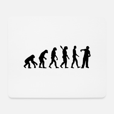 Rapper Evolution Rapper - Mouse Pad