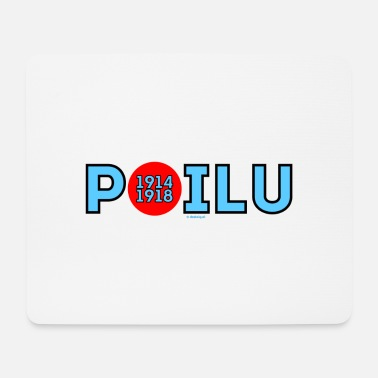 Infantry Poilu - Mouse Pad