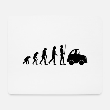 Development Of Mankind NERD EVOLUTION! - Mouse Pad