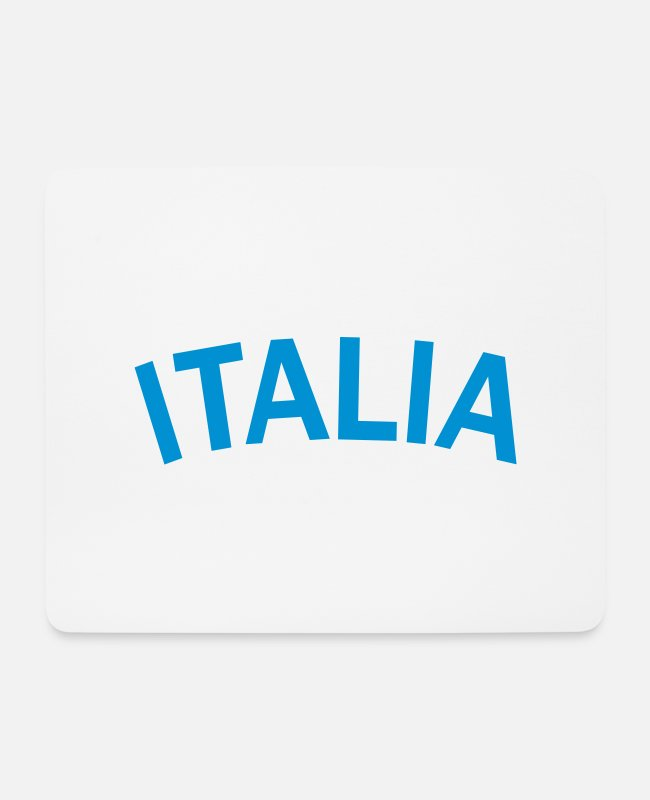 Travel Mouse Pads - Italia, cairaart.com - Mouse Pad white