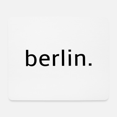 berlin - Germany - Holidays - Mouse Pad