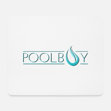 Pool Poolboy Pool Pool 1 - Mousepad (bredformat)