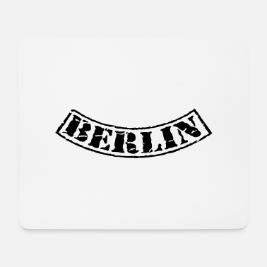 Neck Berlin neck - Mouse Pad