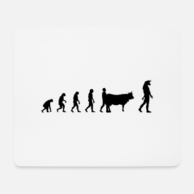 Mythologie Evolution Mythologie - Tapis de souris