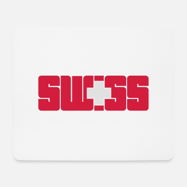 Swiss Swiss - Mouse Pad