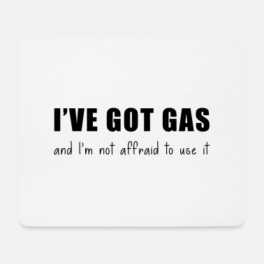 Gas Gas - Mouse Pad