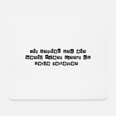 Talented talent - Mouse Pad