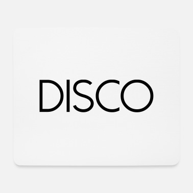 Disco DISCO - Mouse Pad