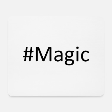 Mágico #Magic - Alfombrilla de ratón (horizontal)