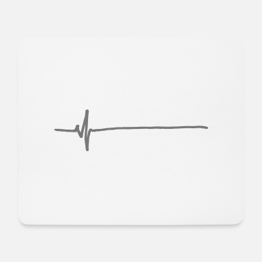 Flatline - Mouse Pad